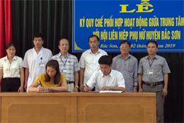 Bắc Sơn: Nâng cao vai trò của phụ nữ trong công tác dân số