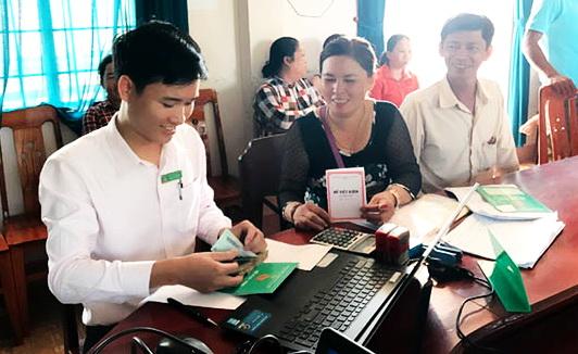 Hoạt động tín dụng chính sách xã hội phát triển sâu rộng