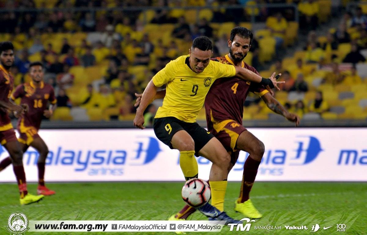 Malaysia thắng đậm 6-0 Sri Lanka, 'phả hơi nóng' vào tuyển Việt Nam