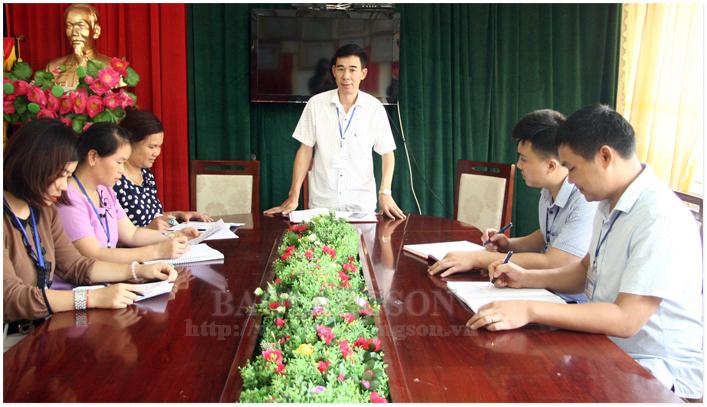 Giáo dục chính trị, tư tưởng cho cán bộ, đảng viên: Cách làm của Bắc Sơn