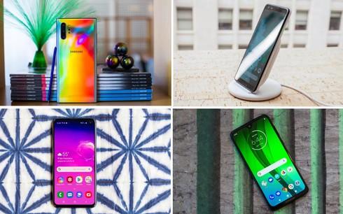 Những smartphone Android tốt nhất cho ngân sách hiện nay
