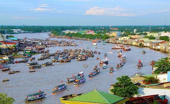 Cần Thơ phát triển mạnh 'đặc sản' du lịch miệt vườn, sông nước