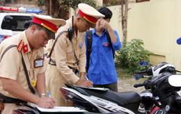 Cảnh báo tình trạng học sinh vi phạm quy định về an toàn giao thông