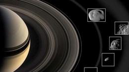 Thi đặt tên cho 20 mặt trăng mới đưaợc phát hiện trên Sao Thổ
