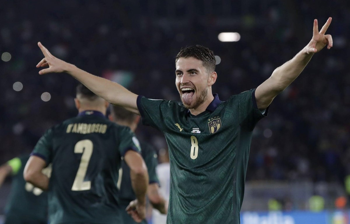 Đội tuyển Italy chính thức giành vé dự vòng chung kết Euro 2020