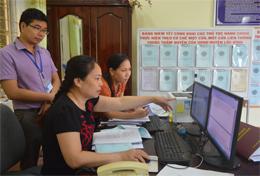 Tăng cường ứng dụng công nghệ thông tin trong cơ quan hành chính các cấp