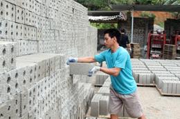 Đẩy mạnh sản xuất vật liệu xây không nung
