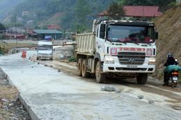 Giải phóng mặt bằng các dự án: Quyết liệt ở Cao Lộc