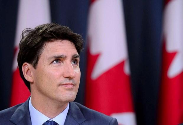 Thủ tướng Canada Trudeau kêu gọi cử tri bỏ phiếu cho đảng Tự do