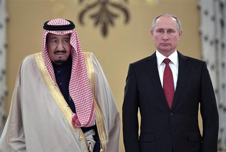 Hợp tác Nga-Saudi Arabia giúp đảm bảo an ninh ở Trung Đông và Bắc Phi