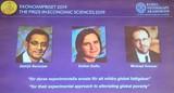 Nobel Kinh tế 2019 vinh danh 3 nhà kinh tế học nghiên cứu về tình trạng nghèo đói