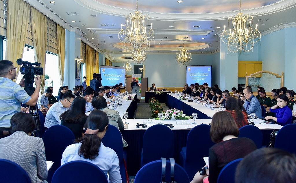 LHQ tiếp tục đồng hành với Việt Nam trong phát triển kinh tế-xã hội