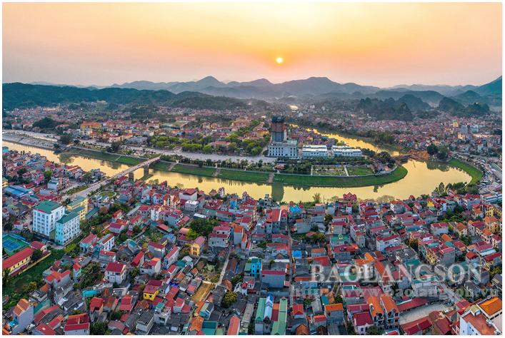 Thành phố Lạng Sơn xây dựng đô thị văn minh, hiện đại