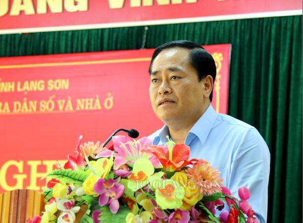 Lạng Sơn là tỉnh đông dân đứng thứ 52/63 tỉnh, thành