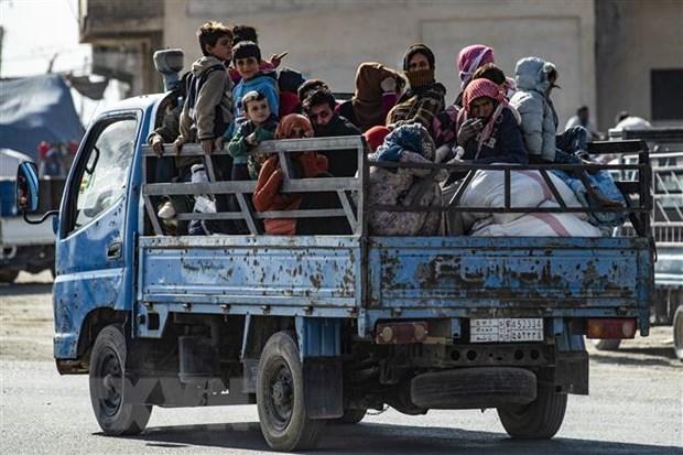 Hội đồng Bảo an quan ngại về tình hình ở Đông Bắc Syria
