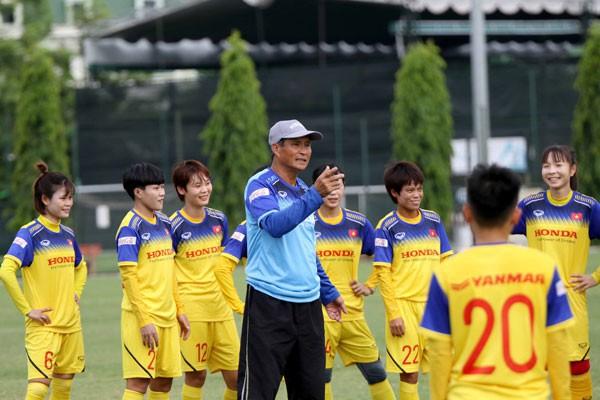 Vòng loại bóng đá nữ Olympic 2020: Việt Nam cùng bảng Hàn Quốc