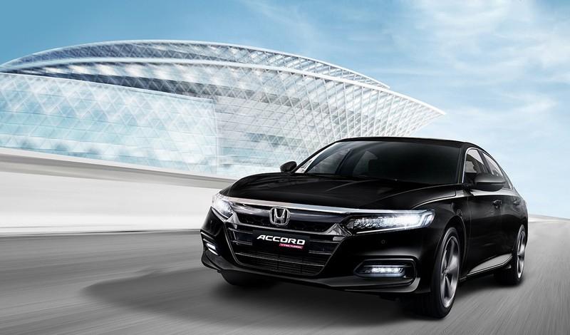 Honda Accord mới sẽ xuất hiện tại VMS 2019
