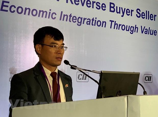 Doanh nghiệp Việt Nam tham dự hội nghị kết nối Ấn Độ-CLMV