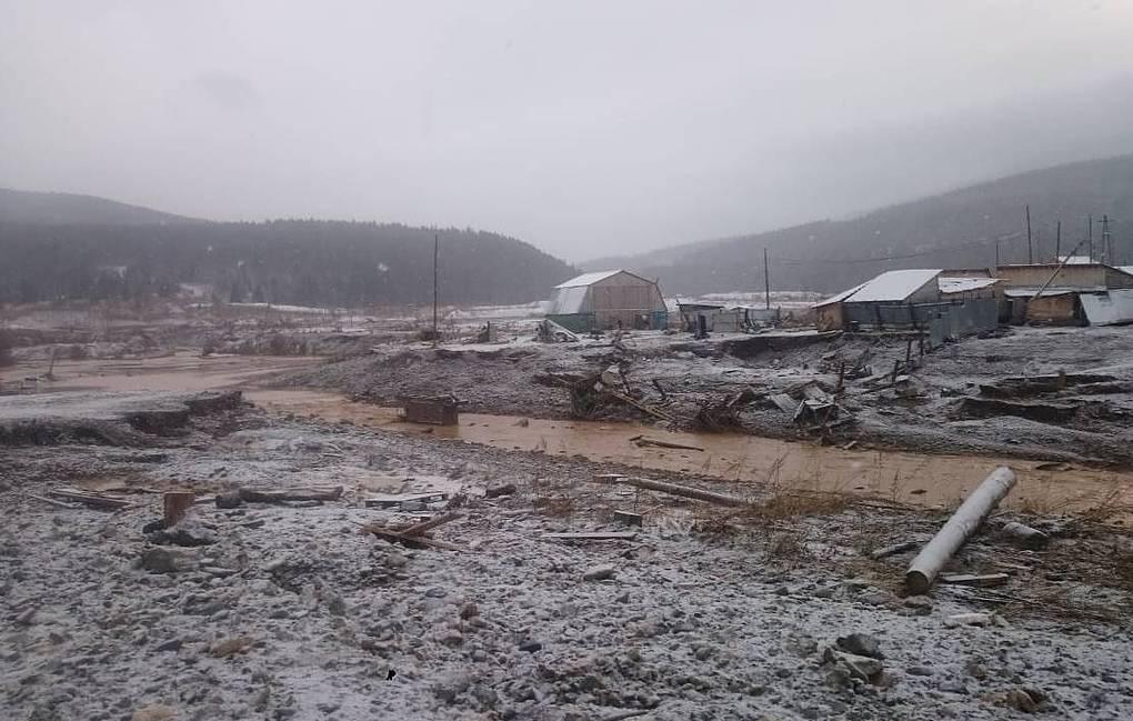 Vỡ đập nước ở Nga làm 13 người thiệt mạng