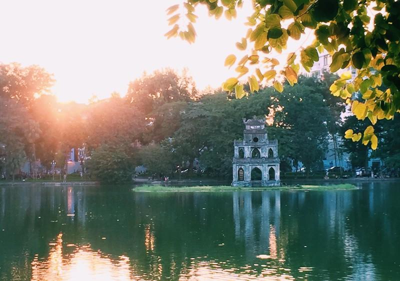 Dự báo thời tiết ngày 20/10: Hà Nội ngày nắng đẹp