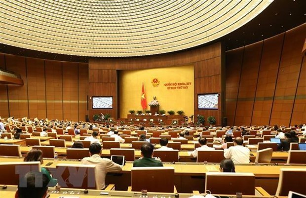 Kỳ họp thứ 8, Quốc hội khóa XIV sẽ khai mạc trọng thể vào ngày 21/10