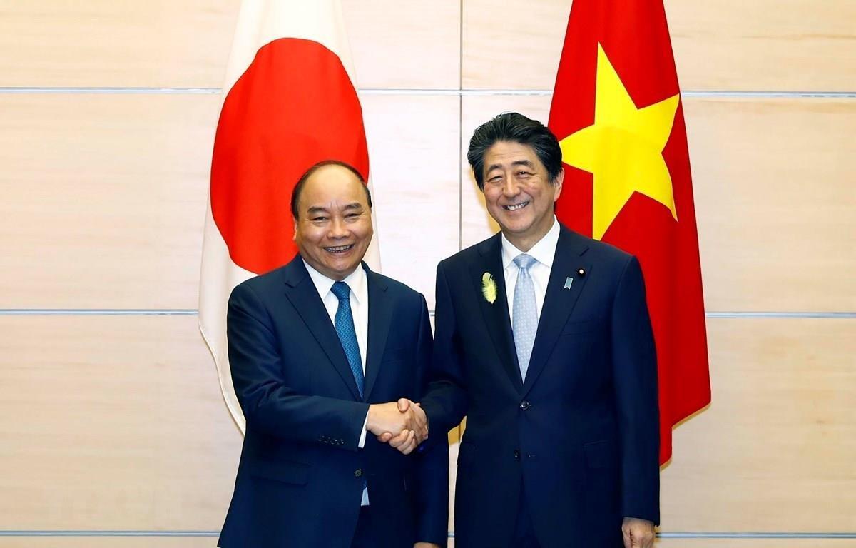 Việt Nam coi trọng quan hệ đối tác chiến lược sâu rộng với Nhật Bản