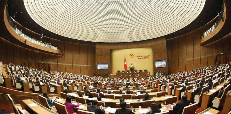 Hôm nay khai mạc Kỳ họp thứ 8, Quốc hội khóa XIV