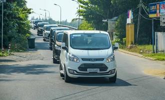 Ford Tourneo: Chiếc MPV cho những hành trình thoải mái