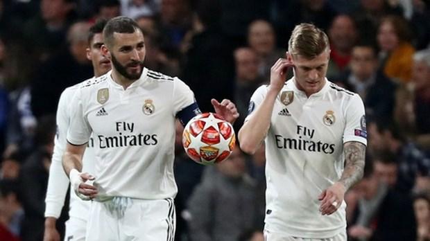 Lịch trực tiếp Champions League: Real, Tottenham 'giải khát'?