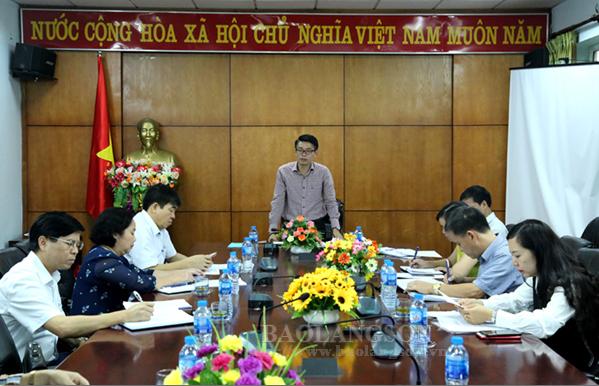 Tiểu ban Tuyên truyền Hội nghị Xúc tiến đầu tư đánh giá kết quả thực hiện nhiệm vụ