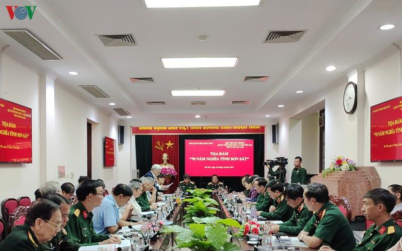 70 năm nghĩa tình son sắt Việt-Lào: Giúp bạn cũng là tự giúp mình