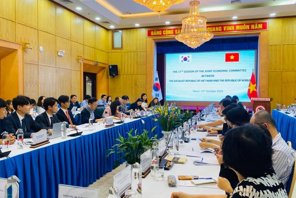 Quan hệ hợp tác Việt Nam-Hàn Quốc: Còn dư địa nâng tầm