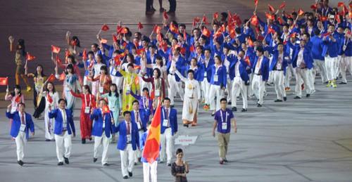SEA Games 30: Đoàn Việt Nam phấn đấu giành 60 HCV