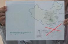 Yêu cầu rà soát game online có bản đồ đường lưỡi bò phi pháp