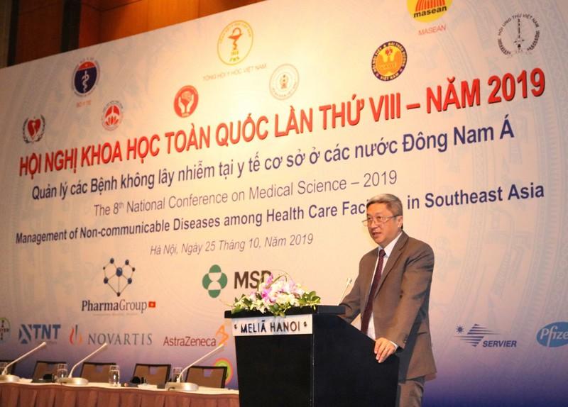 Bệnh không lây nhiễm là nguyên nhân hàng đầu gây tử vong ở Việt Nam