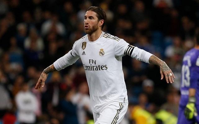 Ramos san bằng kỷ lục của Messi ở La Liga