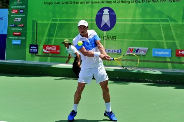 Đội tuyển quần vợt bổ sung nhân tố chất lượng cho SEA Games 30