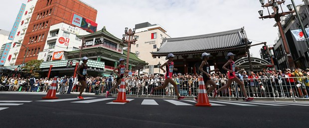 Tokyo không cản trở việc chuyển địa điểm 2 môn thi đấu Olympic