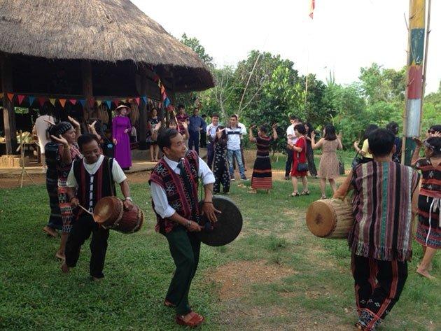 Tuần Đại đoàn kết tại Làng Văn hóa – Du lịch các dân tộc Việt Nam