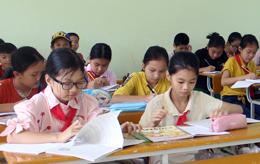 Hiệu quả bước đầu sáp nhập trường học