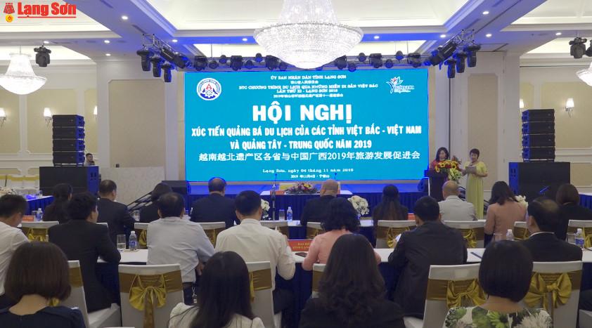 Xúc tiến quảng bá du lịch các tỉnh Việt Bắc – Việt Nam và Quảng Tây – Trung Quốc