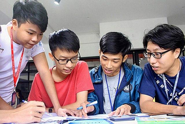 Thiết bị dạy toán cho học sinh khiếm thị vào chung kết