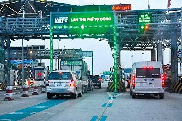 VETC xin dừng triển khai dự án thu phí tự động không dừng tại trạm BOT