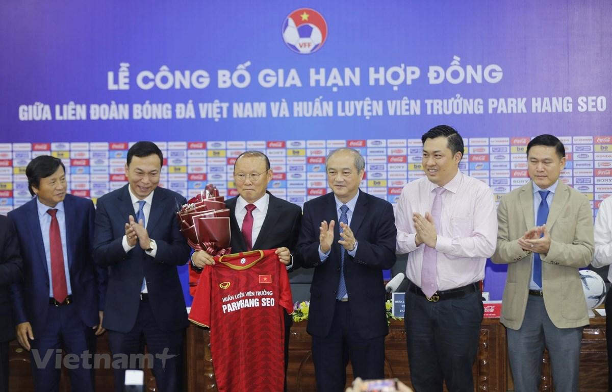 HLV Park Hang-seo tiết lộ từng có ý định rời Việt Nam sau thành công