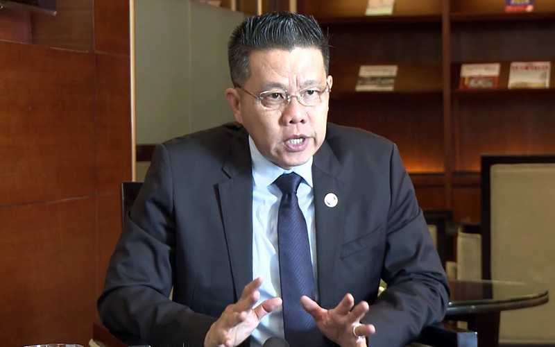"""Chủ tịch AFF: """"Bóng đá Việt Nam đang phát triển mạnh mẽ"""""""