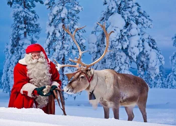Những thiên đường du lịch tuyệt đẹp cho mùa Giáng sinh