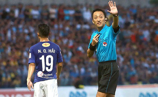 Thầy Park nhận tin vui từ trọng tài bắt trận đấu ĐT Việt Nam - UAE