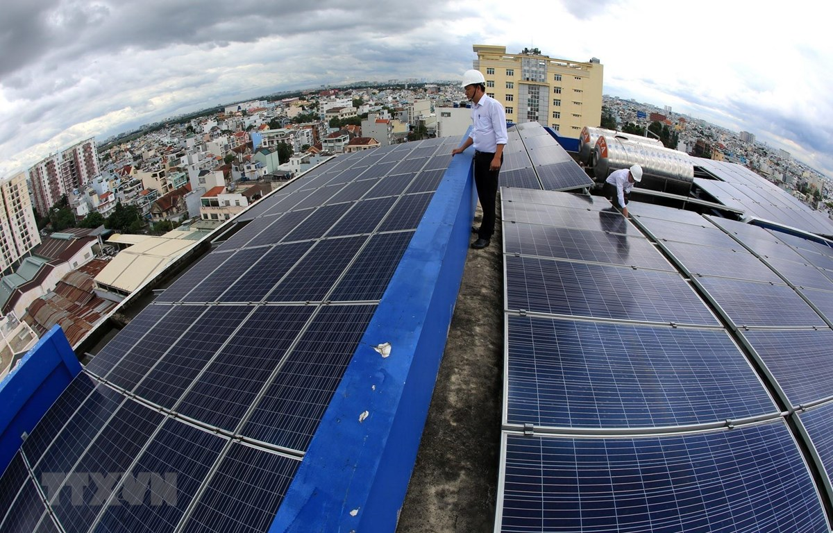 Báo Mỹ: Việt Nam dẫn đầu Đông Nam Á về phát triển năng lượng tái tạo