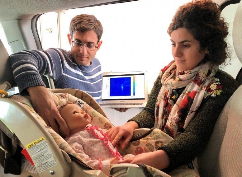 Cảm biến giá rẻ có thể cứu trẻ em bị bỏ quên trong xe