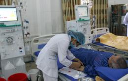Đưa kỹ thuật chạy thận nhân tạo về tuyến huyện: Giảm gánh nặng cho người bệnh